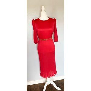 Vintage Toni Todd  Dress Size 14